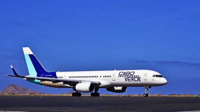 CABO VERDE AIRLINES DEIXA DE VOAR PARA SALVADOR DA BAHIA A 1 DE MARÇO