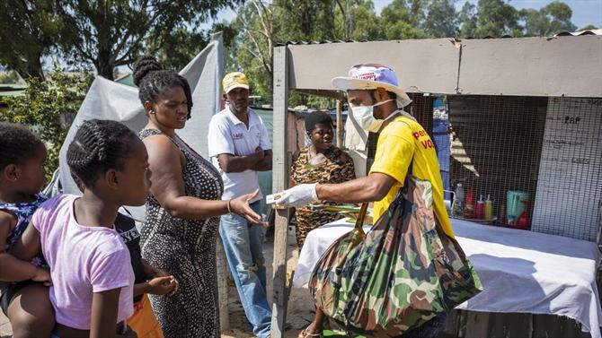 MOÇAMBIQUE 38° PAÍS AFRICANO AFETADO PELO COVID-19, COM 1 CASO POSITIVO