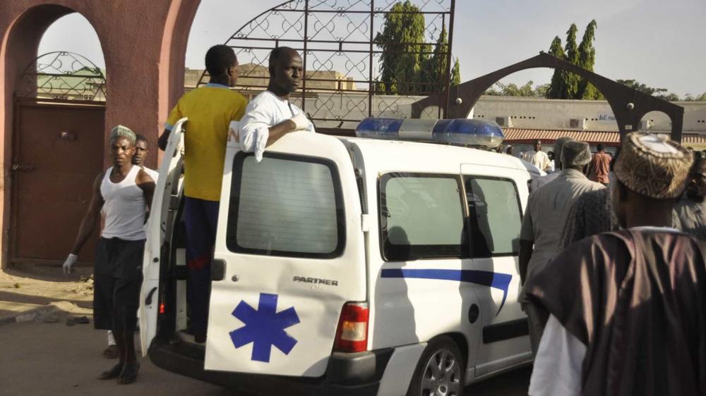 BOMBA EXPLODE EM PONTE NA NIGÉRIA E MATA PELO MENOS 30 PESSOAS